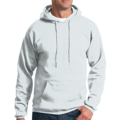 Tall Essential Fleece Pullover Hooded Sweatshirt Thumbnail