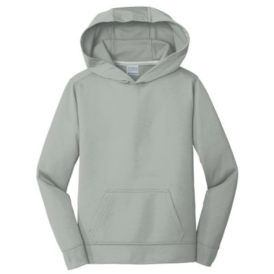 Youth Performance Fleece Pullover Hooded Sweatshirt Thumbnail